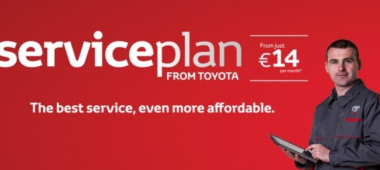 ServicePlan from Toyota